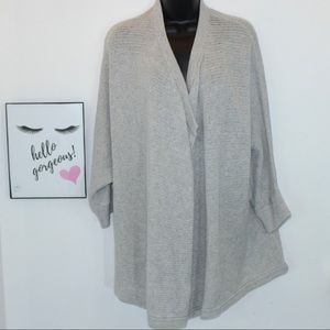 Madewell Seabank Cardigan in Grey